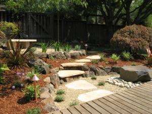 home improvement gravel vs hardscape in your bay area garden
