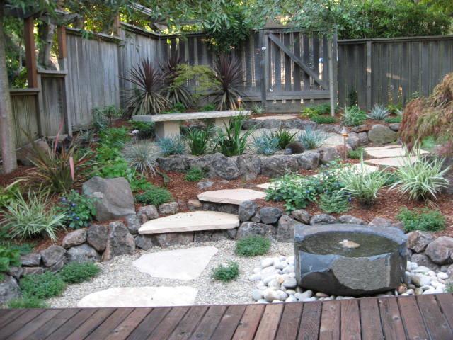 Delightful Japanese Inspired Garden Part 7
