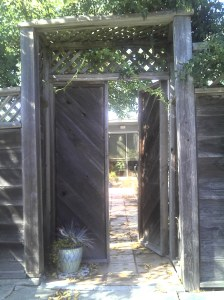 Entry Gate - Before